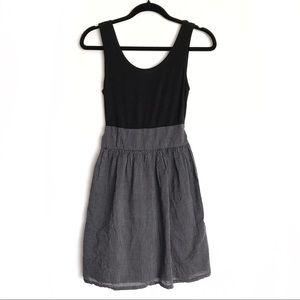 Bebop • Fit & Flare Sleeveless Dress
